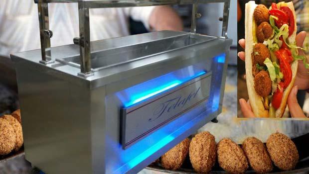 تاپینگ ساندویچ فلافلی