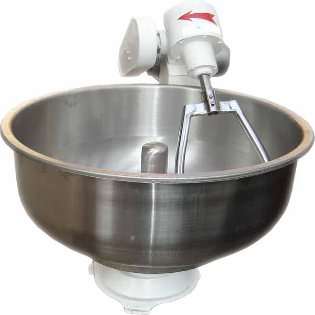 دستگاه خمیر گیر شصت کیلو