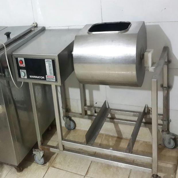 دستگاه مرینیتور مرغ سوخاری و جوجه کباب ایرانی