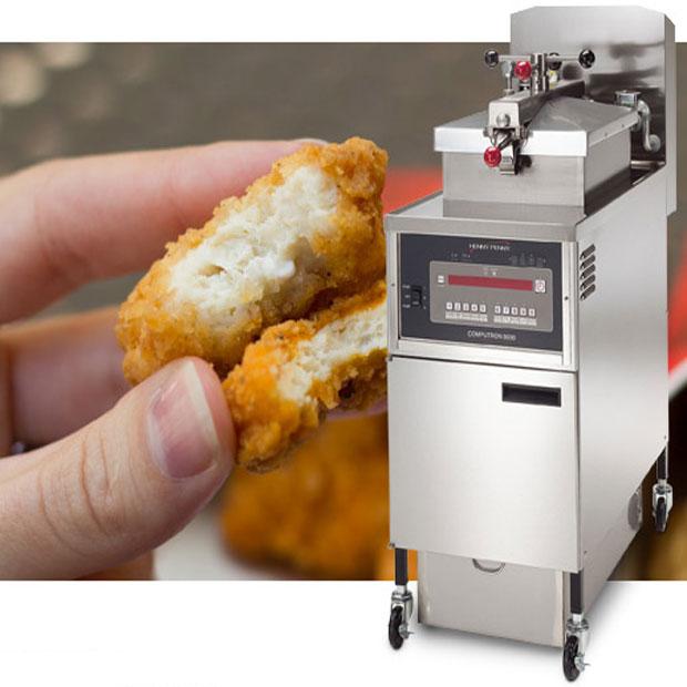 سرخ کن صنعتی هنی پنی آمریکایی مرغ سوخاری